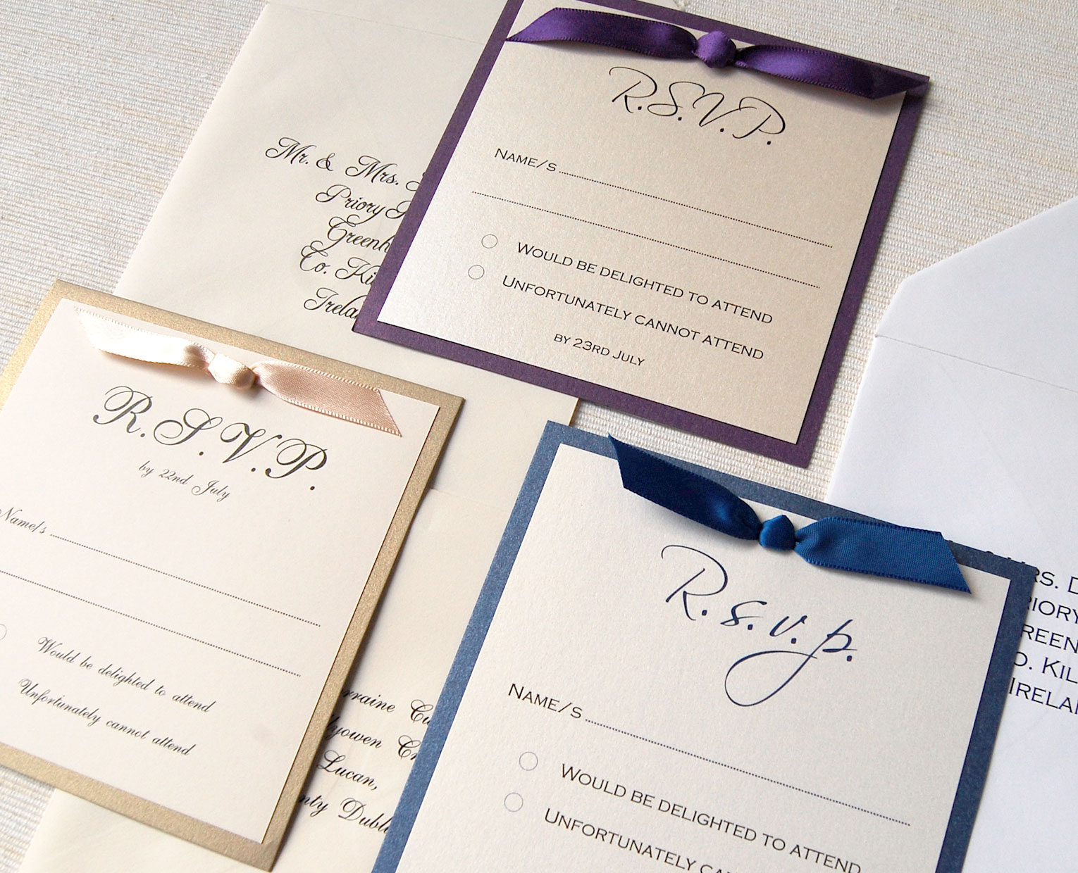 Lots of Love Invitations – Rsvp in Invitation Card Meaning