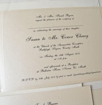 Layered Invitation